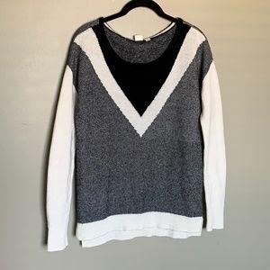 GAP merino wool blend crew neck sweater size small